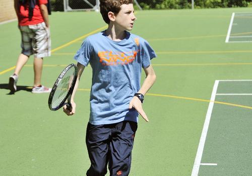 Bournemouth Collegiate School tennis courts
