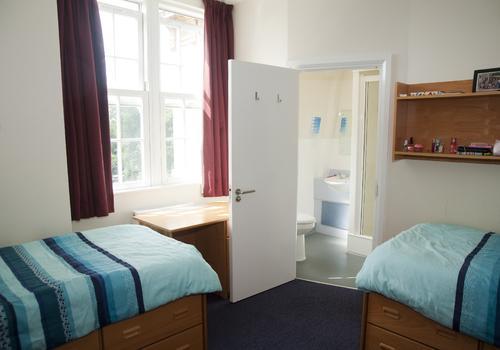 Bournemouth Collegiate School rooms
