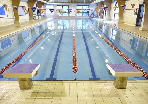 Bournemouth Collegiate School indoor pool