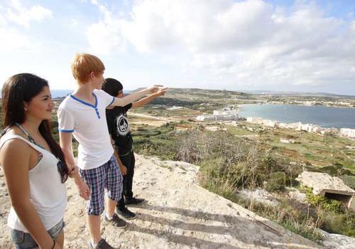 Explorando Malta
