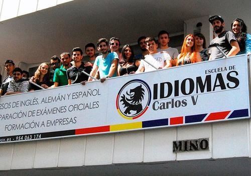 La Escuela de Idiomas Carlos V