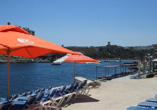 Club de playa EC Malta