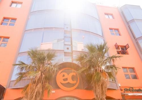 Fachada EC Malta
