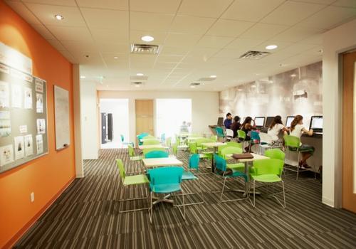 EC Miami Student Lounge