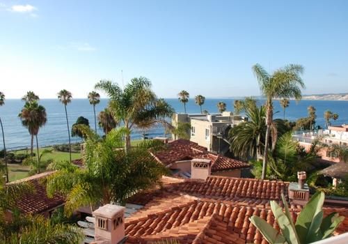 Vista desde la terraza EC San Diego