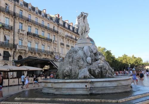 Centro de Montpellier